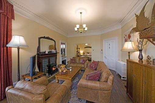 The Chieftan Suite, Tarbert Guest House