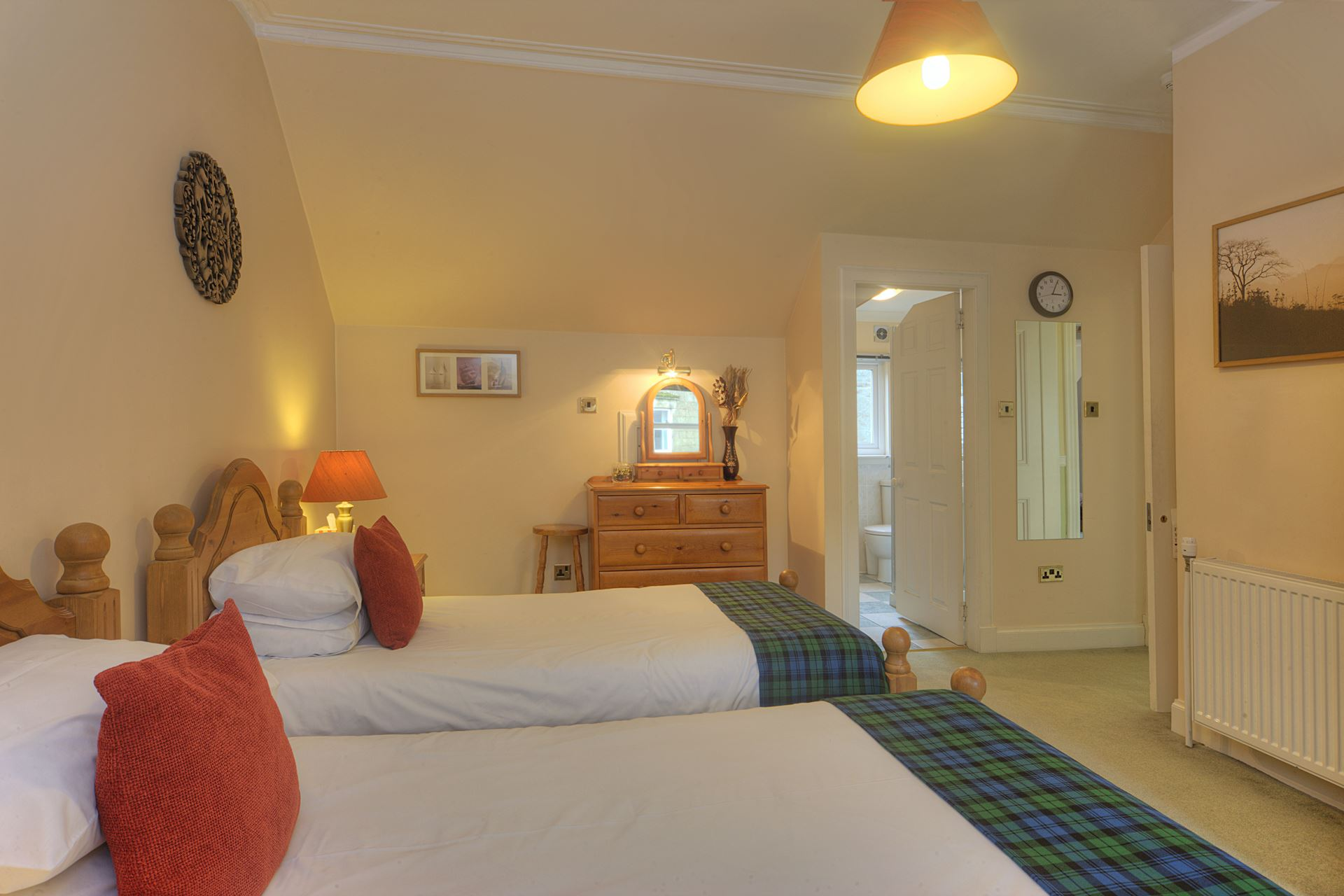 Tarbert Bed and Breakfast, Campbell room